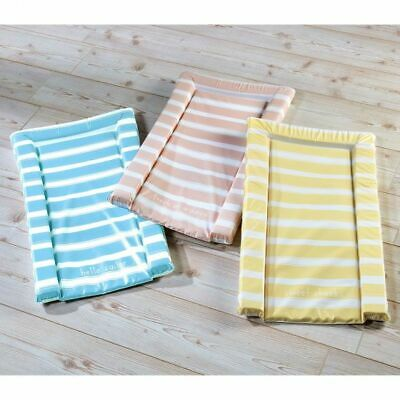 East Coast Essential Changing Mat - Pink, Blue or Yellow Stripes