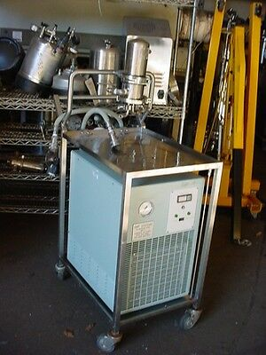 3,720 Btu/Hr AIR COOLED CHILLER with GMP SYSTEMS HEAT EXCHANGER GCI Icewagon
