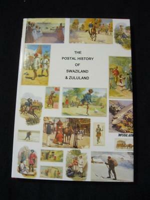 THE POSTAL HISTORY OF SWAZILAND & ZULULAND by EDWARD B PROUD