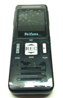 Feifuns 8GB Rechargeable Digital Voice Recorder HCY 8823 #291151