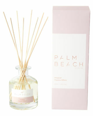 New Palm Beach Collection Frangipani Diffuser Loundge Living Room Natural