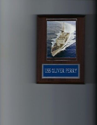 USS VANDEGRIFT PLAQUE NAVY US USA MILITARY FFG-48 SHIP GUIDED MISSILE FRIGATE