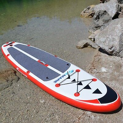 SUP Board 300 cm inflatable / Stand up Paddleboard aufblasbar mit Paddle