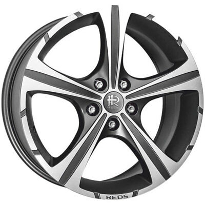 ALLOY WHEEL MOMO Black Knight Suzuki SWIFT SPORT 7,0x16 5x114,3 Matt Anthrac 13A