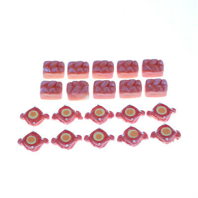 Miniature Cake Resin Food for Phone Decoration Jewelry Accessory DIY Food Toy 3C