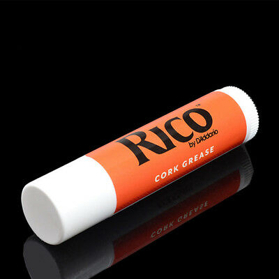 Rico Premium Woodwind Cork Grease for Clarinet Saxophone Oboe Flute Bassoon Tool
