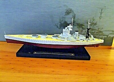 Atlas Editions 1:1250 Scale - Ref.no. Gm131 Hms Nelson Royal Navy