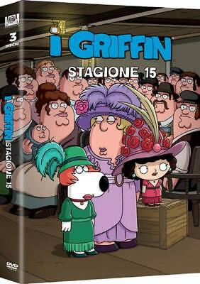 20th Century fox dvd Griffin (i) - Stagione 15 (3 Dvd) tv - Serie