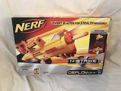 Nerf N-Strike Deploy Cs-6 Boxed