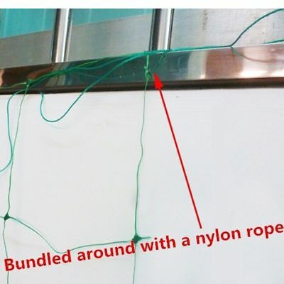 Use Net Trellis Bean Green Nylon Fence Plant Support Climbing 1.8X3.6m Netting