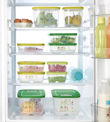 BNIP Tupperware Vent Smart ~ Fresh Fruit & Vegetables ~ Store ~ Fridge Smart