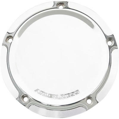 Arlen Ness Beveled 5-Hole Points Cover Chrome #03-478 Harley Davidson