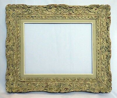 Vintage Antique Carved Gilt French Picture Frame Louis Xvi-Style
