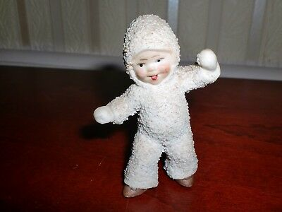 Vintage, Original Snow Baby From Germany