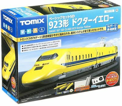 """90170 Basic Set SD 923 Dr. Yellow [TOMIX] [Free Shipping] """"Released · Inventory"""""""