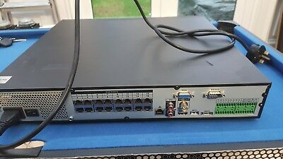 IC Realtime BREEZE 3s-416 16 Channel Network Video Recorder. Incl power lead