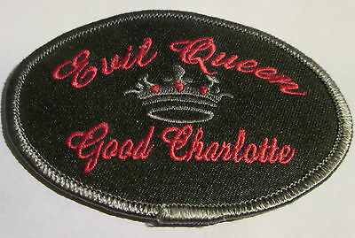 Good Charlotte Collectable Rare Vintage Patch Embroided 2002 Metal Live