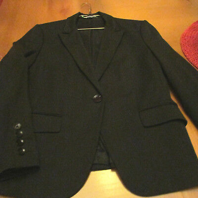Express design Studio Black Blazer,Sz 10