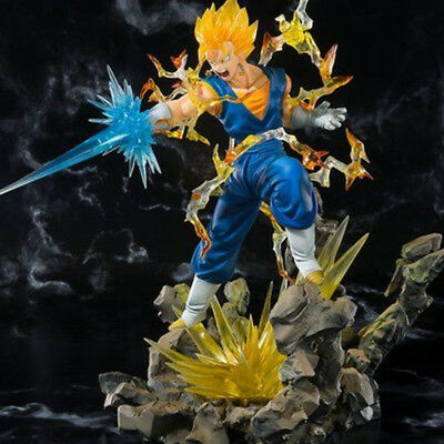 Dragon Ball Z Figure Super Saiyan Vegito Vegetto PVC DBZ Figurine Anime Toy 23cm