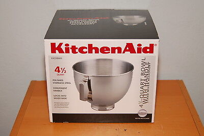 Kitchenaid Mixer Bowl K45sbwh - Kitchen Appliances Tips And Review