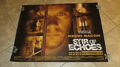 Stir Of Echoes movie poster - Kevin Bacon poster