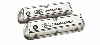 Proform Ford Racing Licensed Aluminum Valve Covers 302-003 Ford Small Block V8