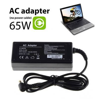 19V 3.42A 65W Laptop AC Adapter Power Supply Cable Cord Charger for Acer Laptop