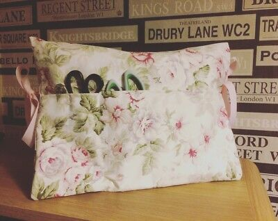 Floral Sewing Machine Cover / Floral Sewing Machine Cover And Mat