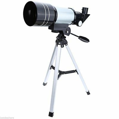 90 Degrees F30070M Monocular Professional Space Astronomic Telescope with T U9V8