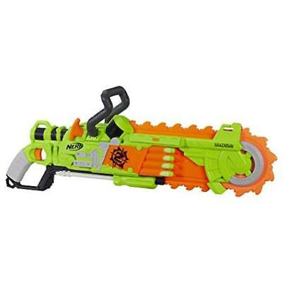 Outdoor Toy Nerf Zombie Strike Brainsaw Blaster MYTODDLER New