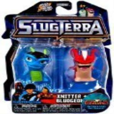 Slugterra Bludgeon & Xmitter Mini Figures Toy Play Kids Game MYTODDLER New