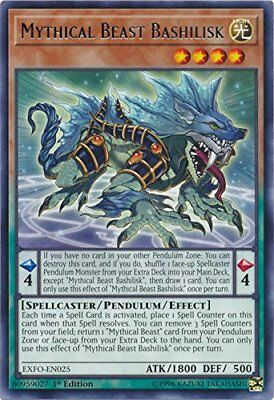 EXFO-EN029 1st Edition EXFO Extreme Force YuGi 3x Grappler Angler Common