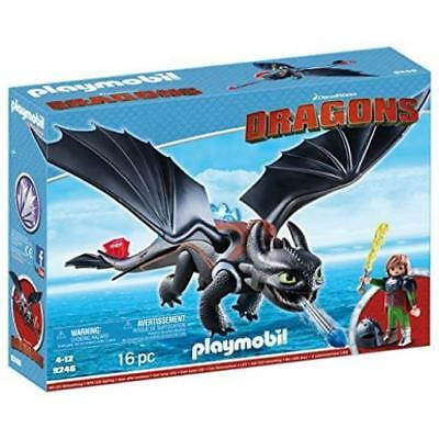 Playmobil How To Train Your Dragon Hiccup & Toothless Toy Playmobil MYTODDLER Ne