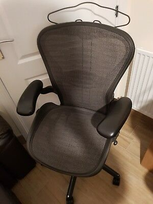herman miller aeron office chair size b full specification with