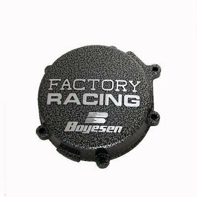 Boyesen Factory Racing Ignition Cover Silver #SC-42 KTM