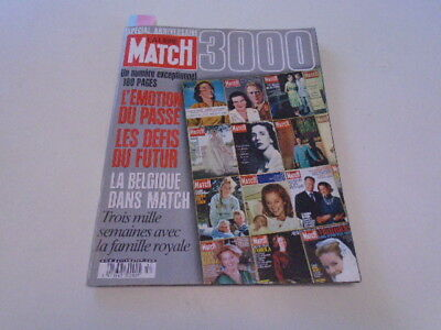Libre Match N° 271 Famille Royale Belg- Eddy& Johnny- Collection Automobile 2006