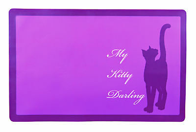 Set de table My Kitty Darling pour chats avec motifs Trixie