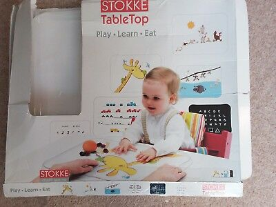 STOKKE TABLE TOP tray - £19.00 | PicClick UK