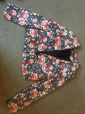 Primark Atmosphere Floral Jacket Size 14
