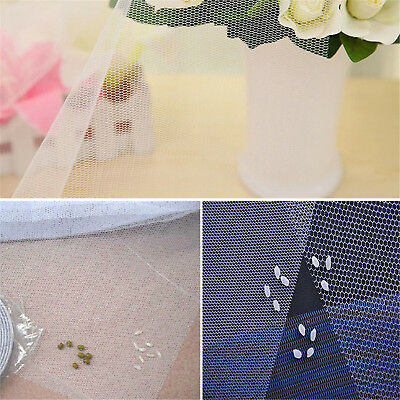 Anti-Insect Fly Bug Mosquito Door Window Curtain Net Mesh Protector Home UP