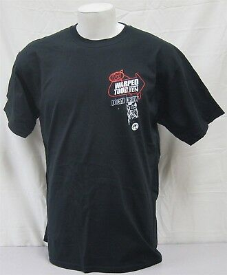 Vans Warped Tour Official Crew Shirt 2010 All American Rejects Alkaline Trio