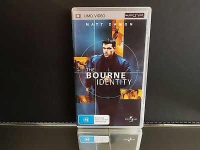 The Bourne Identity UMD Video PSP / Sony PlayStation Portable