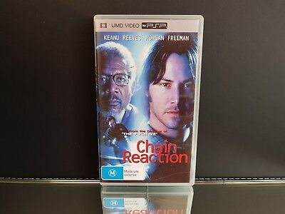 Chain Reaction UMD Video PSP / Sony PlayStation Portable