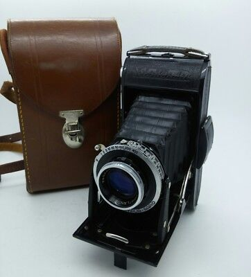 Bessa 6x9 folding camera. VASKAR f4.5 105mm Lens