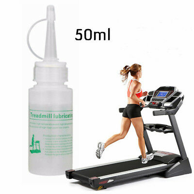 50ml Clear Silicone Oil Treadmill Belt Lubricant Walk Running Lube Plate Board H