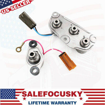 RE4R01A Solenoid kit 3194041X13 For Infiniti Nissan Mazda New TESTED