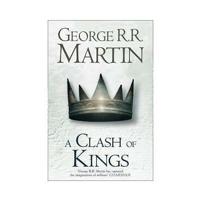 A Clash of Kings (Hardback reissue) by George R.R. Martin (author)