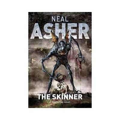 The Skinner by Neal Asher (author)