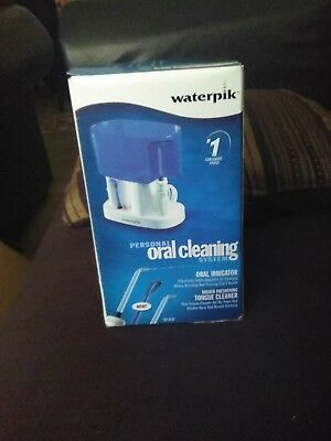 Waterpik WP-65W Personal Oral Cleaning System