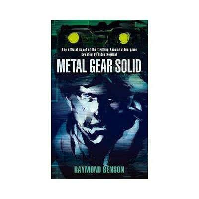 Metal Gear Solid by Raymond Benson (author)